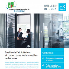 Qualité de l'air intérieur et confort dans les immeubles de bureaux